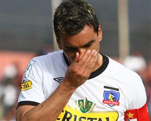Esteban Paredes es baja para enfrentar a Internacional de Santa Fé, por Copa Libertadores.