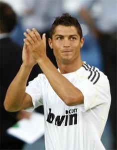 Cristiano Ronaldo concretó los dos tantos con los que el Real Madrid se adjudicó la Súper Copa UEFA.