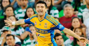 Mancilla quiere volver a ser el mejor delantero de la liga mexicana.
