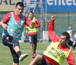 Vargas y Medel regresan a la Selección chilena.