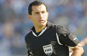 Merecido o no, Osses dirigirá la final de la Copa Sudamericana.