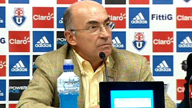 José Yuraszeck aseguró que fue Jadue el que desconoció el acuerdo.