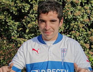 """El volante de la UC creer que Sampaoli debe ser el DT de la """"Roja""""."""