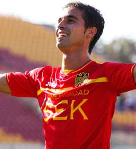 Sebastián Jaime fue el autor del único gol del partido.