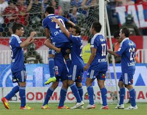 U.de Chile quiere volver a ña senda ganadora.