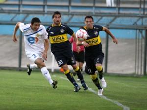 Everton-UdeConce y Barnechea-Cobresal animan la Promoción.
