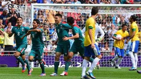 México consiguió el oro y dejó a Brasil sumido en su maldición de no ganar los juegos olímpicos.