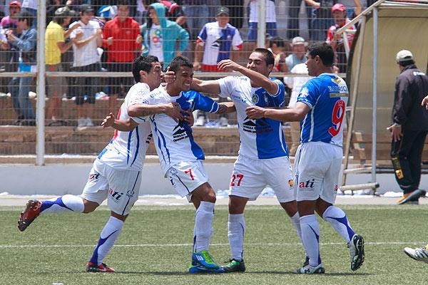 Antofagasta le ganó a La Serena en un partido clave.