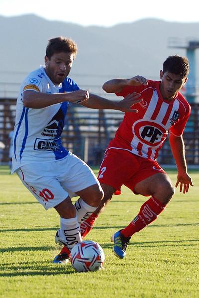 Antofagasta logró un excelente triunfo como local ante La Calera.