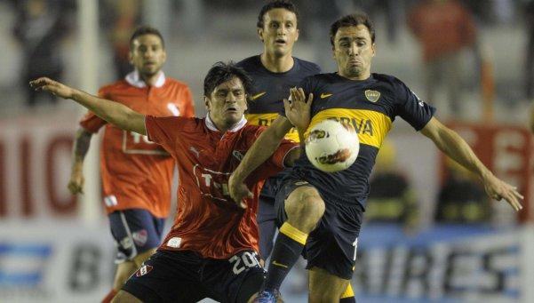 Independiente, con mucho amor propio, eliminó a Boca de la Sudamericana
