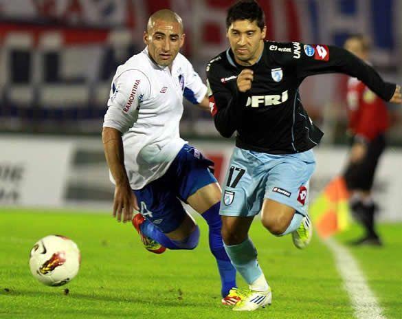 Iquique vendió cara su eliminación. Hizo un buen partido en Montevideo pero Recoba terminó demostrando que la jerarquía marca diferencias.