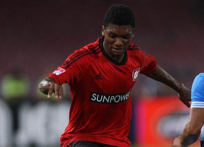 Junior anotó su primer gol oficial en el Bayern Leverkusen en un duelo por la Copa Alemania.