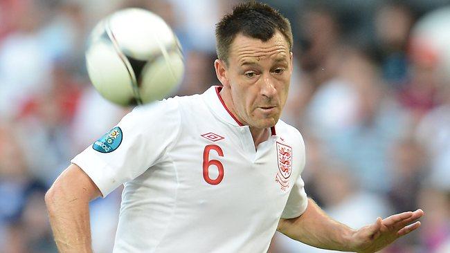 Terry no volverá a vestir la camiseta de Inglaterra