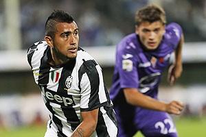 Vidal_Fiorentina