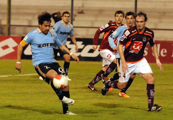 Iquique lo dio vuelta y lo ganó en el último minuto con un gol de Sarabia.