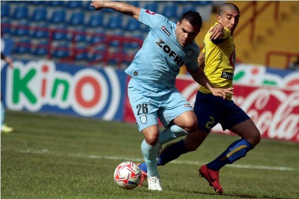 Bogado anotó el único gol en el triunfo de Iquique como visita ante la U. de Conce.