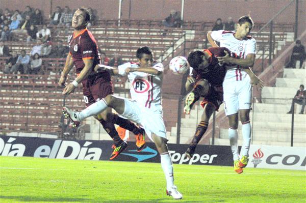 San Felipe acompañará a La Serena en Primera B.