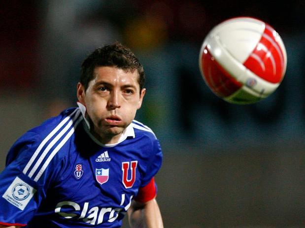 """El Pepe Rojas fue uno de los puntos altos en la """"U""""."""