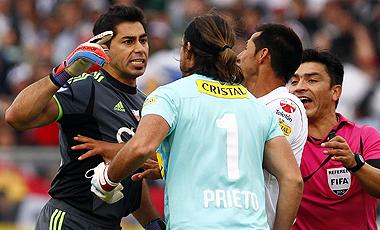 Prieto recibió 3 fechas de suspensión, mientras que a Herrera le dieron un partido.
