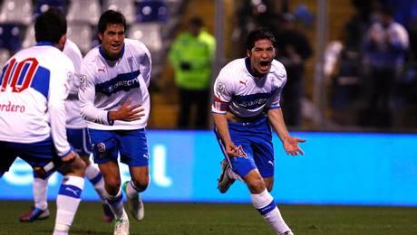 La UC se mide esta noche ante Independiente. Los cruzados deben rescatar un buen resultado para definir con tranquilidad en Santiago.
