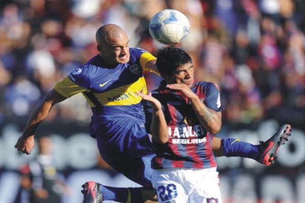 Boca le ganó a San Lorenzo que sufre con el fantasma de la B.