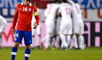 La Roja contina cayendo en el Ranking FIFA.