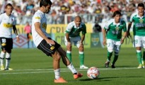 Audax quera dejar sin semifinales a Colo Colo.