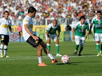 Audax quería dejar sin semifinales a Colo Colo.