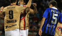 Esta vez los talquinos pudieron celebrar en el CAP. Huachipato venci con lo justo.