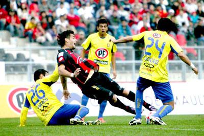La U. de Concepción y Rangers tienen que ganar hoy, uno para no estar en posición de descenso y el otro para clasificar a la Sudamericana.