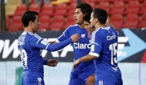 """La """"U"""" quiere volver a los abrazos. Necesitan un buen resultado ante Lanús para aspirar a seguir avanzando en la Sudamericana."""
