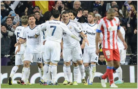 El Real Madrid ganó, pero no dominó al Bayern de Guardiola.