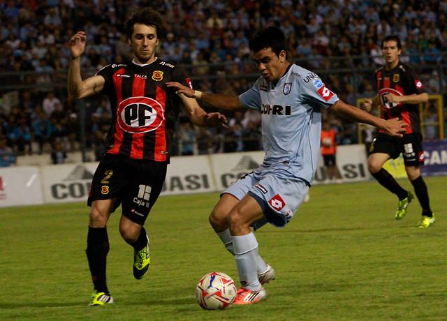 El interés por Javier Capelli es creciente de parte de la UC, aunque el jugador hoy lo niega.