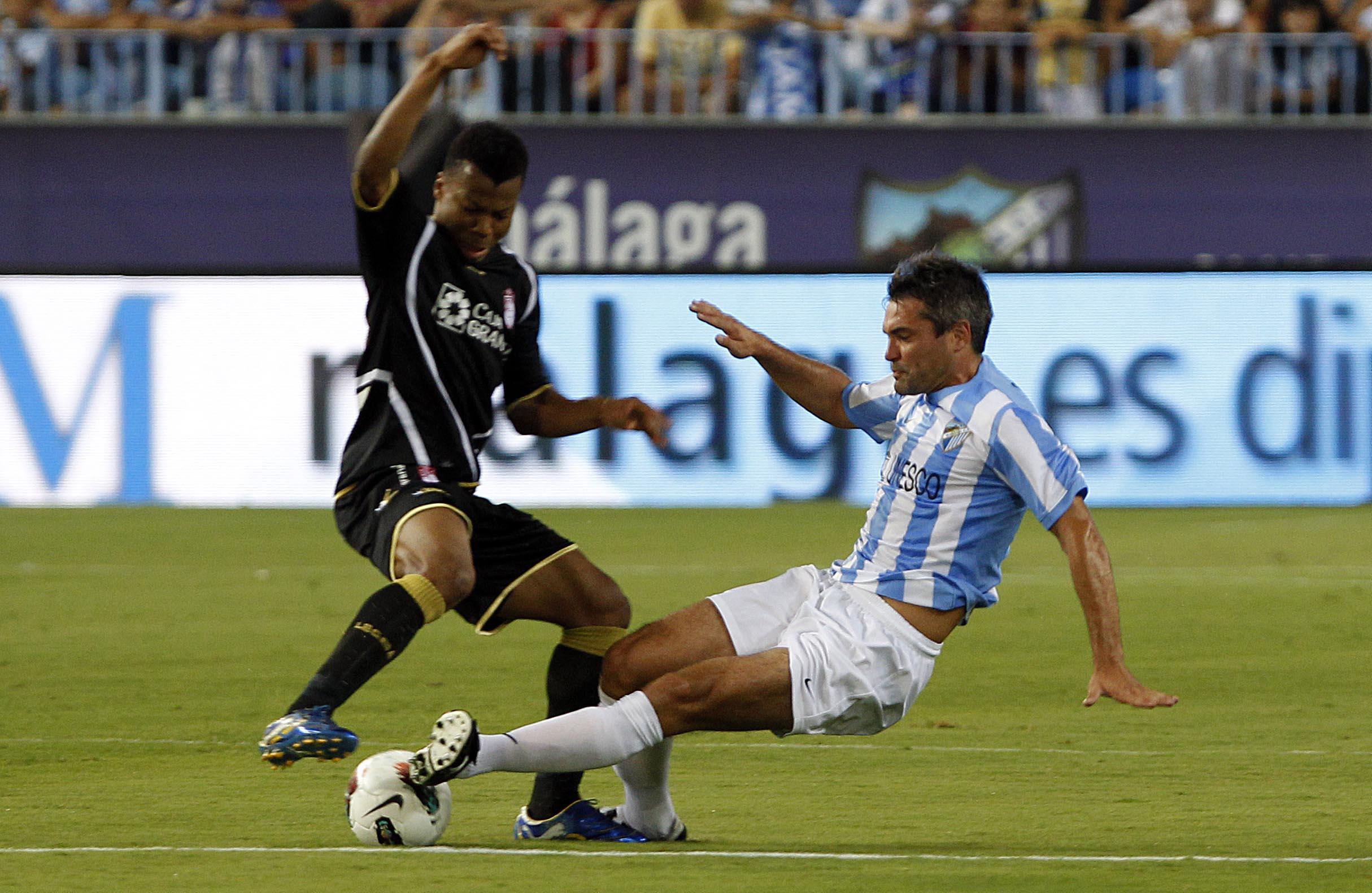De dientes apretados se espera el duelo entre Málaga-Granada, uno de los destacados de la semana.