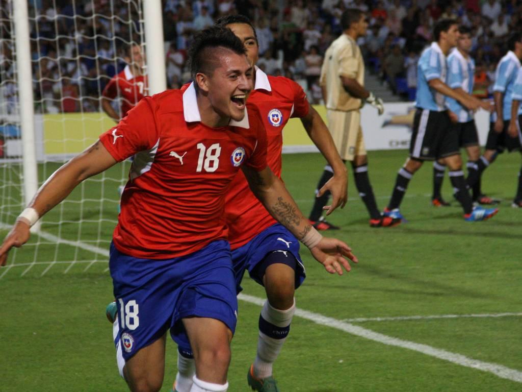 Los goles de Castillo han echo que esté en la mira de un grande italiano.