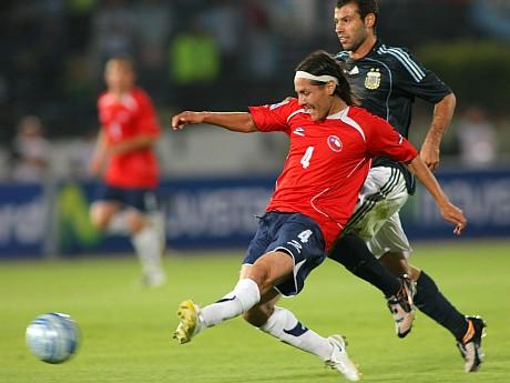 Droguett defendió a la Selección en las clasificatorias pasadas.