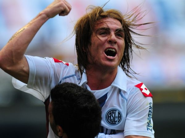 Buffarini actualmente es un referente de San Lorenzo.