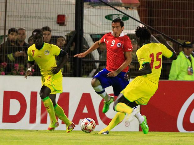 Chile comenzó con el pie derecho el proceso de Jorge Sampaoli. Le ganó a Senegal por 2 a 1 en La Serena.