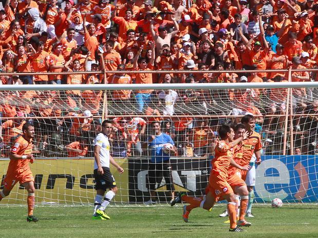 Cobreloa le pasó por arriba a Colo Colo y lo terminó goleando por 5 a 2.