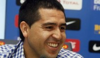 La llegada de Riquelme a Palmeiras est casi lista.