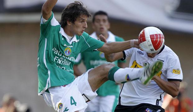 Cambio de equipo: Domínguez se pondrá la blanca.