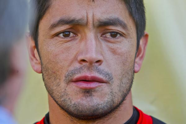 Rodrigo Millar es uno de los jugadores que no irán al Mundial.