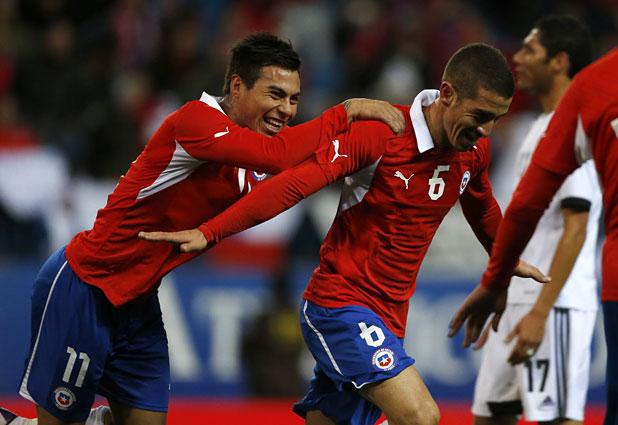 La Roja tendrá un rival de lujo el próximo año.