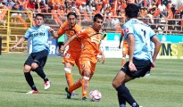 Cobreloa gole a Iquique y qued como lder del torneo.