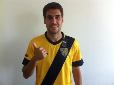 El argentino ya se colocó la camiseta de Barnechea.