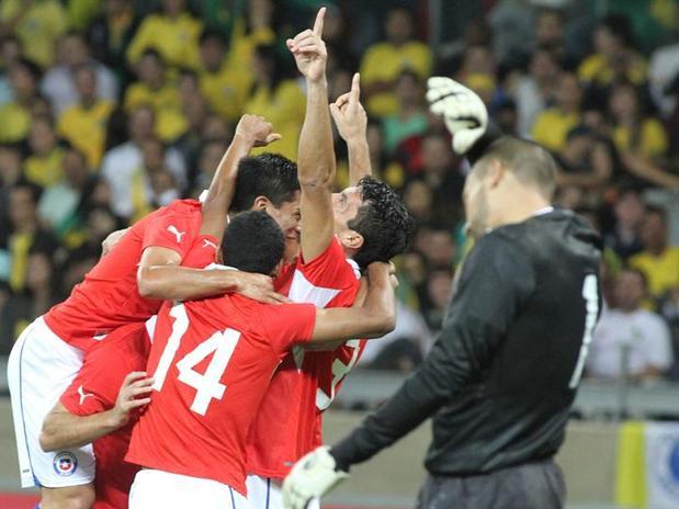 Chile hizo un muy buen partido en Belo Horizonte y el empate dejó gusto a poco.