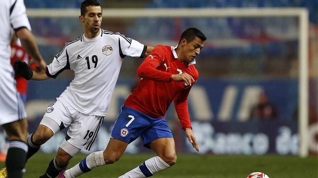 Chile se medirá ante Alemania en un amistoso en marzo del 2014.