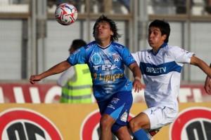 Universidad Católica remontó el marcador ante Arica, pero no fue suficiente para conseguir el título.