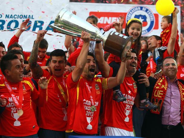 Unión ahora sí que lo puede grita con propiedad. Los rojos son los justos campeones de nuestro fútbol.