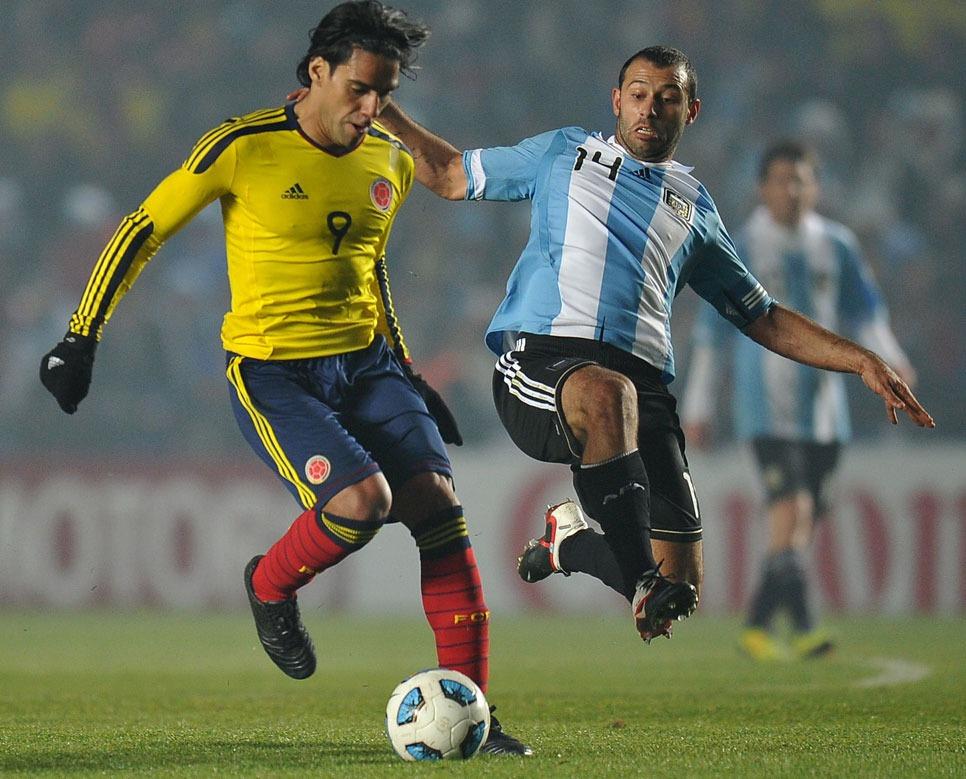 Argentina puede conseguir su clasificación al Mundial si le gana a Colombia en esta fecha.